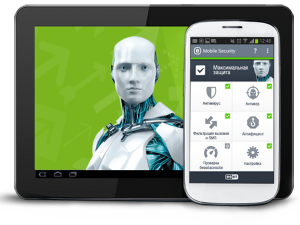 Программа ESET NOD32 Mobile Security