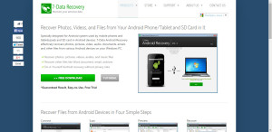 Утилита 7-Data Android Recovery