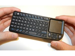 Клавиатура The Rii Mini Bluetooth Keyboard