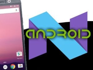 Рост доли Android Nougat