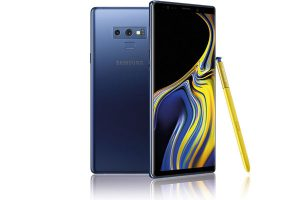 Samsung Galaxy Note 9 расцветка и корпус