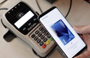 Samsung Pay платежи