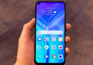 Звук на Honor View 20